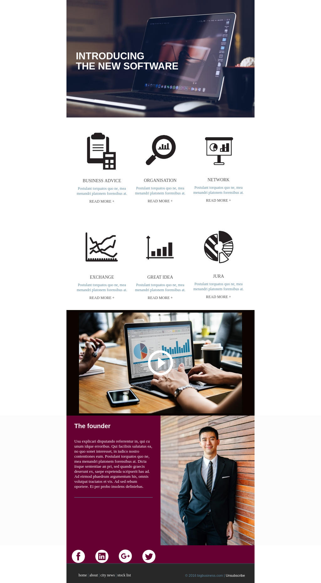 Technology Product Launch Template